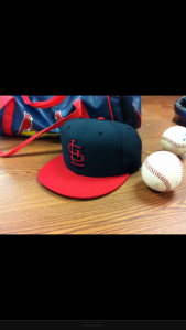 Cards new BP hats