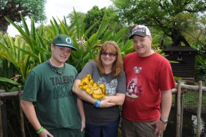 Magical Memory Maker picture at Animal Kingdom